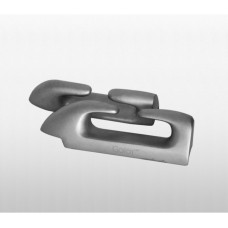 808 - Set of Port & Starboard Fairlead End Fittings - Greater than 35 foot boat / yacht