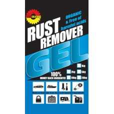 Rust Remover - Gel - Handy Squeeze Bottle