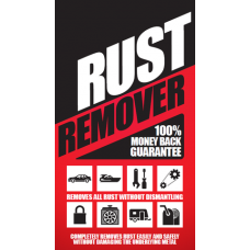 Rust Remover - Ready to use