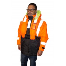 SOS Sea Pilot Lifejacket Coat