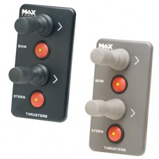 Max Power Electric Thruster Double Joystick Control Panel