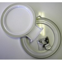 Popular Toilet Kit (Lid, Seat, Hinges and Seals)