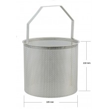 Guidi Stainless steel 316 strainer basket for water strainer- KIT1162CE013 4 inch