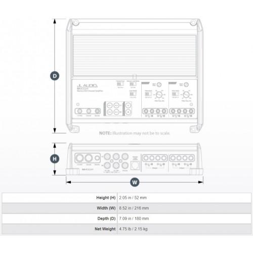 jl audio marine amp wiring diagram  wiring diagram schemas