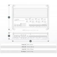 JL Audio - M700/5 Amplifier