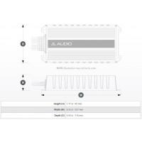 JL Audio - MX500/1 Amplifier