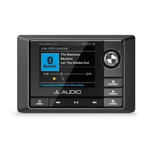 JL Audio Marine Source Units