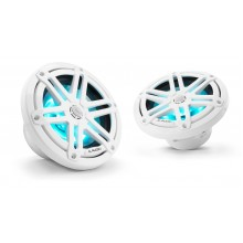 JL Audio - M3 6.5 inch Speakers - Sports Grill with LED Lighting
