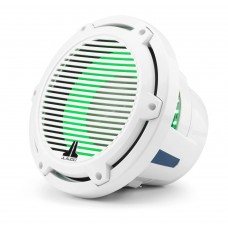 JL Audio - M6 10 inch Subwoofer - Classic Grill with LED lighting