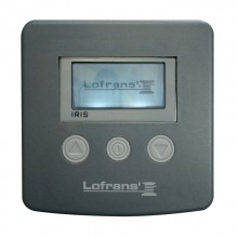 Lofrans Iris Bulkhead Chain Counter
