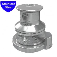 Lofrans SX2 Vertical Windlass - with Capstan