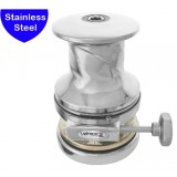 Lofrans SX3.5 Vertical Windlass with Capstan