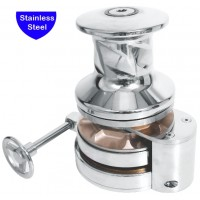 SX5 Vertical Windlass with Capstan