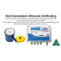 CleanAHull Ultrasonic Antifouling