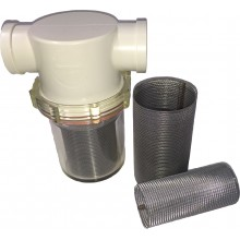 Spectra - Sea Strainer and spare parts