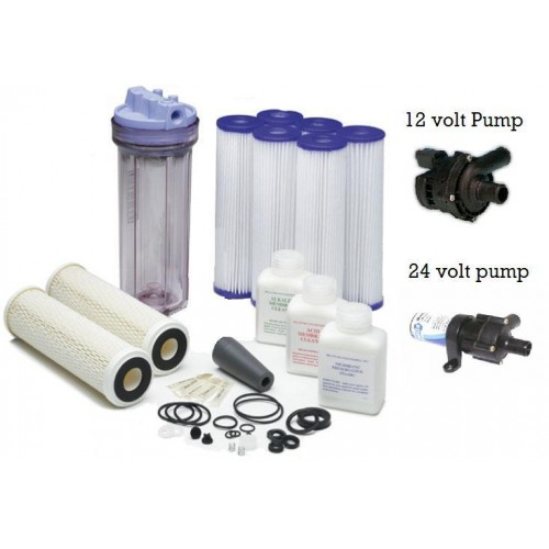 Accessories - Watermakers