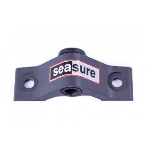 18.12B - 8mm Top Transom Gudgeon 2-Hole Mounting with Carbon Bush