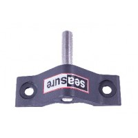 18.13 - 8mm Top Transom Pintle 2-Hole Mounting