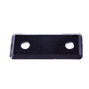 Transom Packing Piece - 2 hole, 1.8mm
