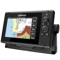 Simrad Cruise 7 inch MFD with Charts & Transducer