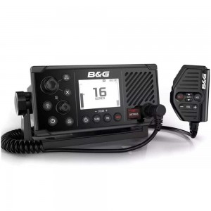B&G - V60 DSC VHF Marine Radio with Built in AIS Receiver