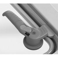 Goiot Flush Opal Deck Hatch - Size 60