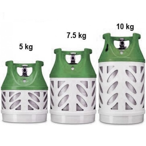 Composite LPG Cylinders