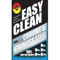 Rust Remover - Easy Clean - Chrome and Stainless Steel