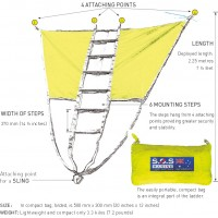 SOS Recovery or Rescue Ladder