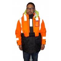 SOS Sea Pilot Lifejacket Coat