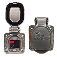 Smart Plug - 30 amp Breaker - Stainless steel