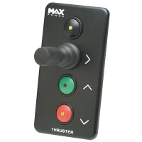 Max Power Electric Retractable Control Panel