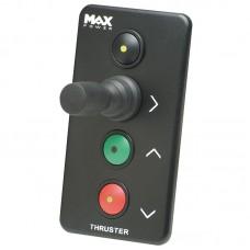 Max Power Electric Retractable Control Panel