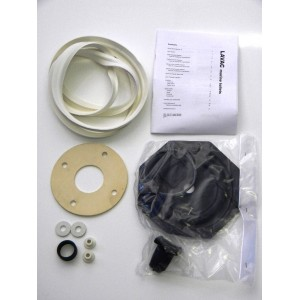 Zenith Toilet Complete Seal Kit