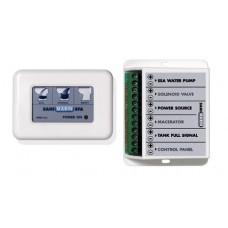 Sani Marin 3 button control panel and electric box
