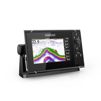 Simrad NSS 7 Evo 3 with World Basemap