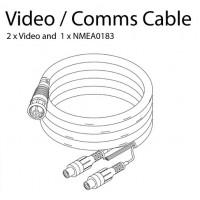Video / NMEA0183 Comms Cable