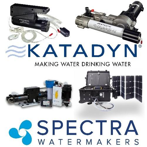 Desalinators / Watermakers